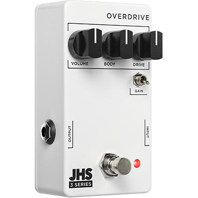 JHS 3 Series - Overdrive Pedals and FX JHS Pedals