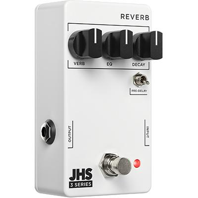 JHS 3 Series - Reverb Pedals and FX JHS Pedals