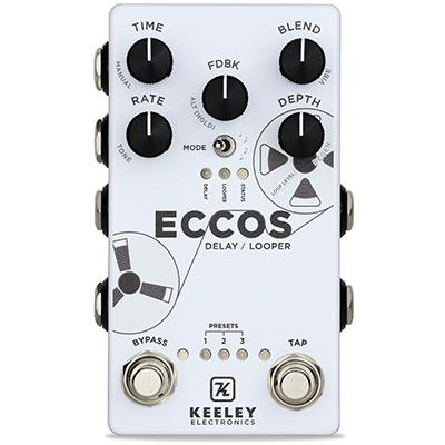 KEELEY Eccos Pedals and FX Keeley Electronics