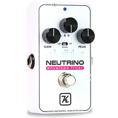 KEELEY Neutrino V2 Envelope Filter Pedals and FX Keeley Electronics