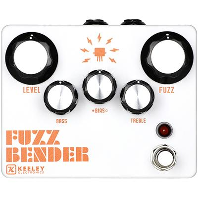 KEELEY Fuzz Bender Pedals and FX Keeley Electronics