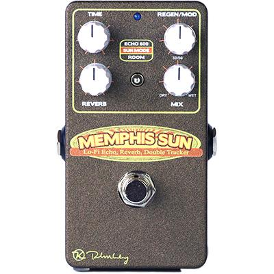 KEELEY Memphis Sun Pedals and FX Keeley Electronics