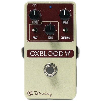 KEELEY Oxblood Pedals and FX Keeley Electronics