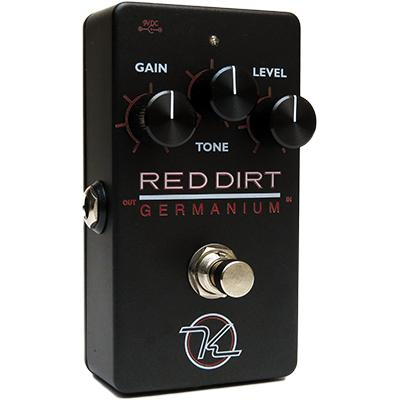 KEELEY Red Dirt Germanium Pedals and FX Keeley Electronics