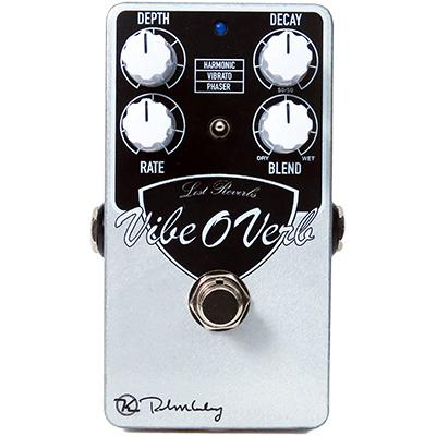 KEELEY Vibe-O-Verb Pedals and FX Keeley Electronics