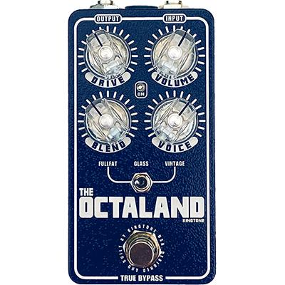 KING TONE Octaland Pedals and FX King Tone