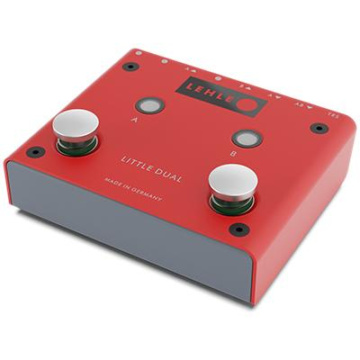 LEHLE Little Dual II Pedals and FX Lehle