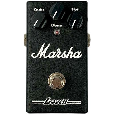 LOVELL Marsha Overdrive Pedals and FX Lovell