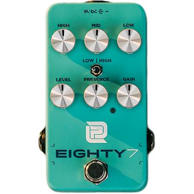 LPD PEDALS Eighty7 Preamp Pedals and FX LPD Pedals