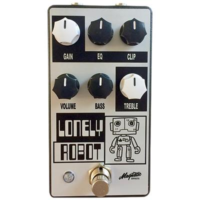 MAGNETIC EFFECTS Lonely Robot Pedals and FX Magnetic Effects
