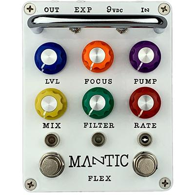 MANTIC EFFECTS Flex Pro Pedals and FX Mantic Effects
