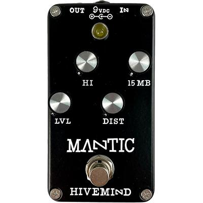 MANTIC EFFECTS Hivemind Pedals and FX Mantic Effects