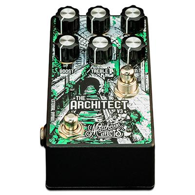 MATTHEWS EFFECTS Architect V3 Pedals and FX Matthews Effects