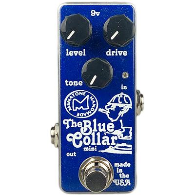 MENATONE Blue Collar Mini