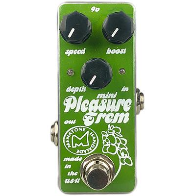 MENATONE Pleasure Trem Mini Pedals and FX Menatone