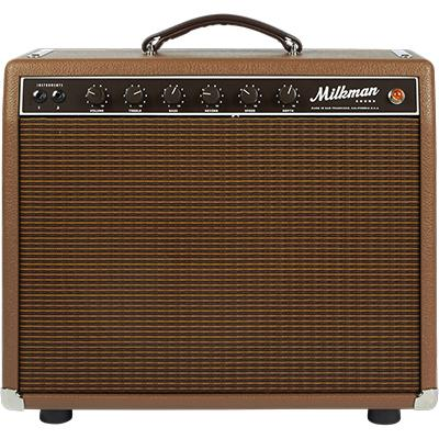 MILKMAN SOUND HT15 - Jupiter Ceramic - Chocolate Amplifiers Milkman Sound