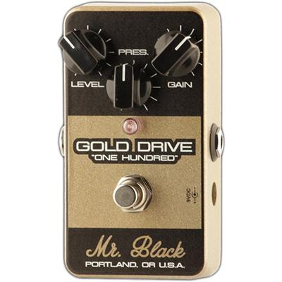 "MR BLACK Gold Drive ""One Hundred"""