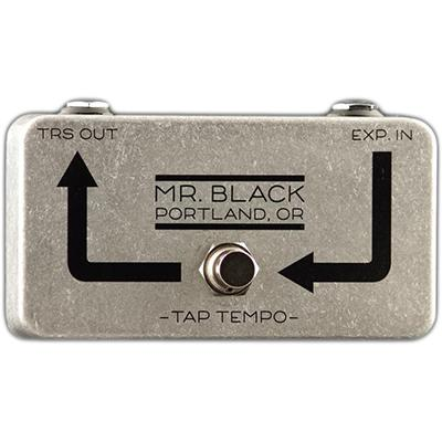 MR BLACK Tap-EXP Pedals and FX Mr Black