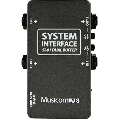 MUSICOMLAB System Interface Pedals and FX Musicom Labs