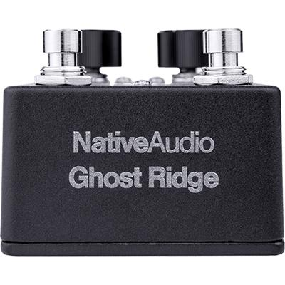 NATIVE AUDIO Ghost Ridge V1.5 Pedals and FX Native Audio
