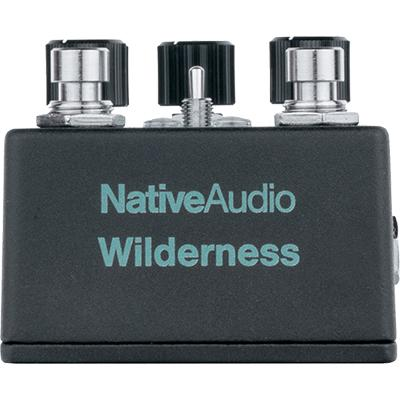 NATIVE AUDIO Wilderness V1.5 Pedals and FX Native Audio