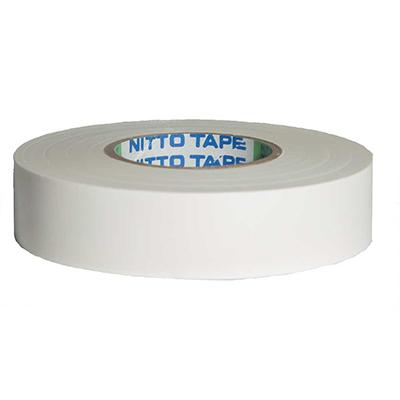 NITTO 203E White Electrical Tape 18mm x 20m Tour Supplies Nitto