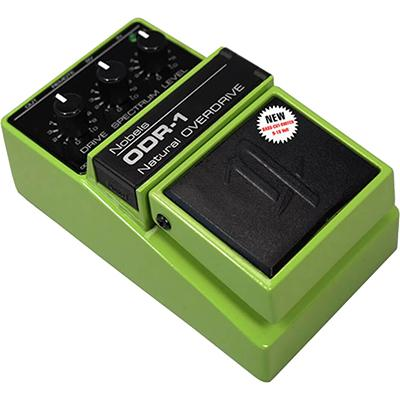 NOBELS ODR-1 (bc) Overdrive Pedals and FX Nobels