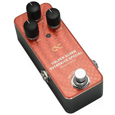 ONE CONTROL BJFE Golden Acorn Pedals and FX One Control