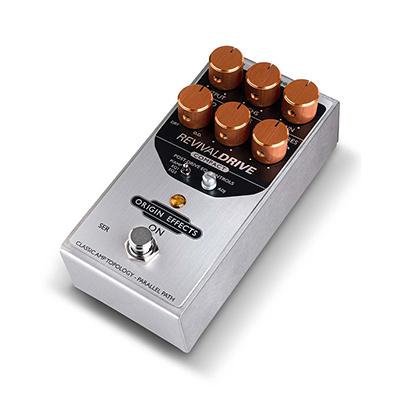 ORIGIN EFFECTS Revival Drive Compact Pedals and FX Origin Effects