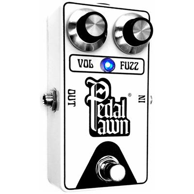 PEDAL PAWN Fuzz Pedals and FX Pedal Pawn