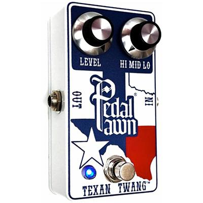 PEDAL PAWN Texan Twang Pedals and FX Pedal Pawn