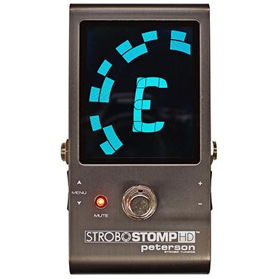 PETERSON StroboStomp HD Pedals and FX Peterson