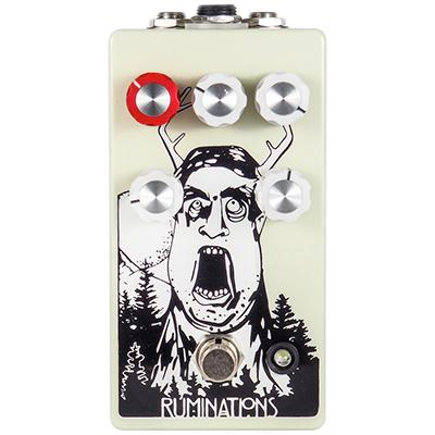 PINEBOX CUSTOMS RUMINATIONS Pedals and FX Pinebox Customs