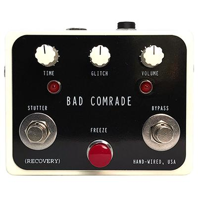RECOVERY EFFECTS Bad Comrade V3 Pedals and FX Recovery Effects