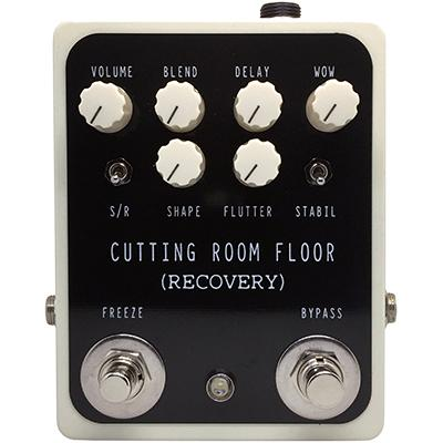 RECOVERY EFFECTS Cutting Room Floor V2 Pedals and FX Recovery Effects
