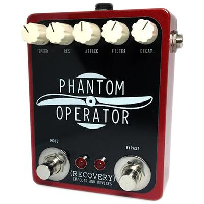 RECOVERY EFFECTS Phantom Operator Pedals and FX Recovery Effects