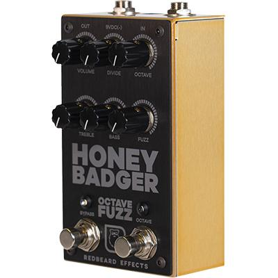 REDBEARD EFFECTS Honey Badger Pedals and FX Redbeard Effects