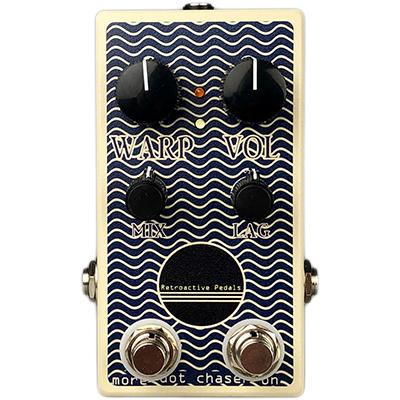 RETROACTIVE PEDALS Dot Chaser Pedals and FX Retroactive Pedals