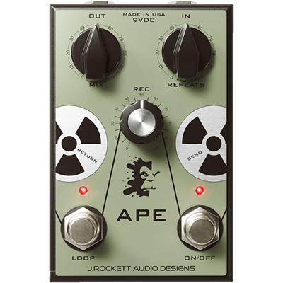 ROCKETT PEDALS APE (Analog Preamp Experiment)