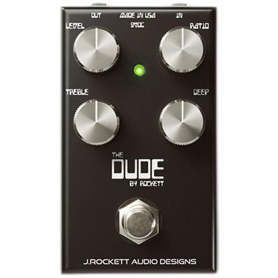 ROCKETT PEDALS The Dude V2 Pedals and FX Rockett Pedals