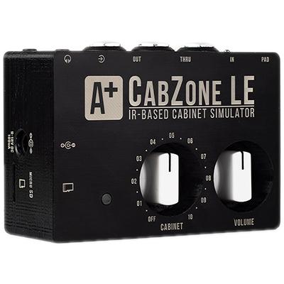 SHIFT LINE CabZone LE Pedals and FX Shift Line