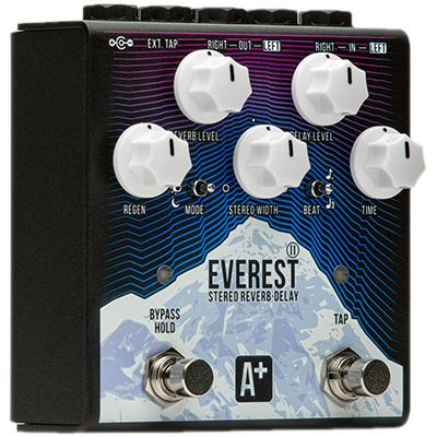 SHIFT LINE Everest II Pedals and FX Shift Line
