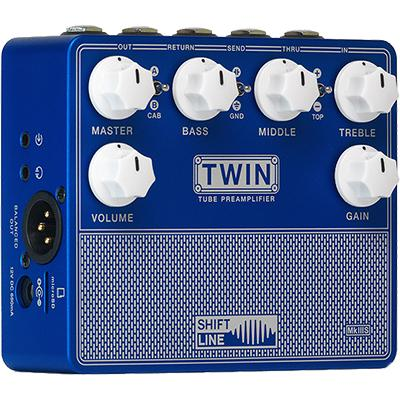 SHIFT LINE Twin MKIIIS Pedals and FX Shift Line
