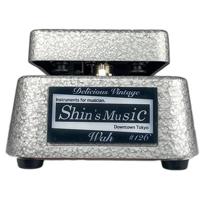 SHINS MUSIC Delicious Vintage Wah Pedals and FX Shin's Music
