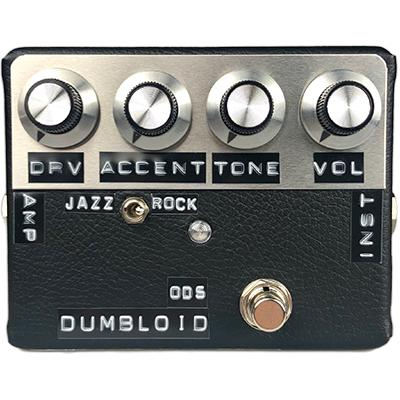 SHINS MUSIC Dumbloid Overdrive (Black Tolex) Pedals and FX Shin's Music