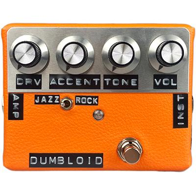 SHINS MUSIC Dumbloid Special (Orange Tolex)