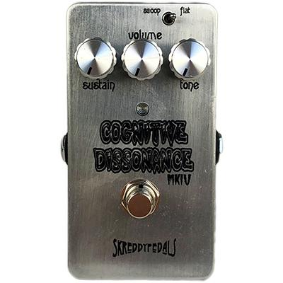 SKREDDY PEDALS Cognitive Dissonance MkIV