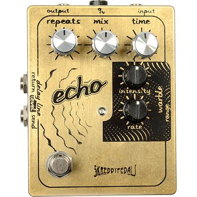 SKREDDY PEDALS Echo Pedals and FX Skreddy Pedals