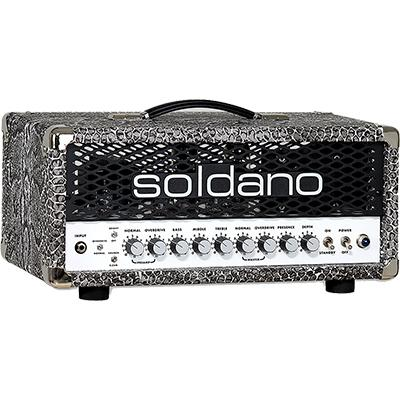 SOLDANO SLO-30 Custom Head Amplifiers Soldano