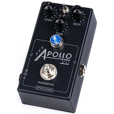 SPACEMAN EFFECTS Apollo VII Overdrive: Limited Edition Black